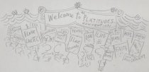 Image of Welcome to the Platitudes Convention - Calman, Mel, 1931-1994